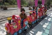 旅遊紀錄:花開了農場-小火車
