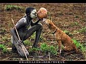 人體藝術與自然結合:原始部落人與自然結合藝術005.JPG