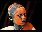 人體藝術與自然結合:原始部落人與自然結合藝術021.JPG