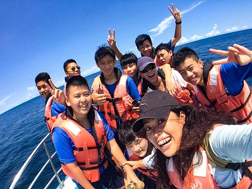 龜山島賞鯨船_200723_45.jpg - 龜山島海洋生態