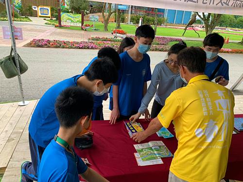412 花草社-綠色博覽會校外教學_210413_3.jpg - 校園紀錄