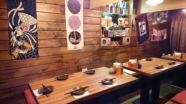 20180429-板橋府中後站老八風居酒屋 (11).jpg - 餐飲店