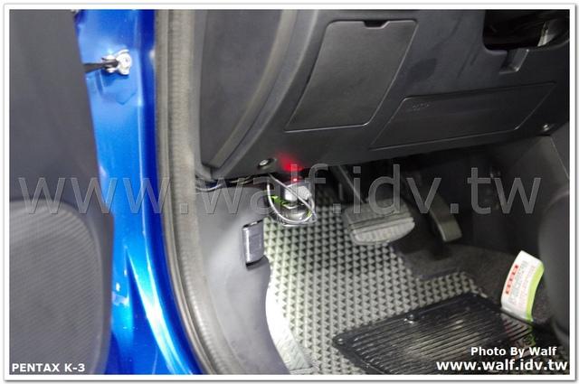 IMGP0336.jpg - LSB行李廂佈設電源插座與埋線