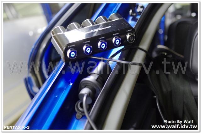 IMGP0326.jpg - LSB行李廂佈設電源插座與埋線