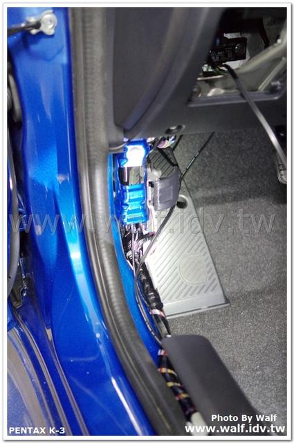 IMGP0313.jpg - LSB行李廂佈設電源插座與埋線