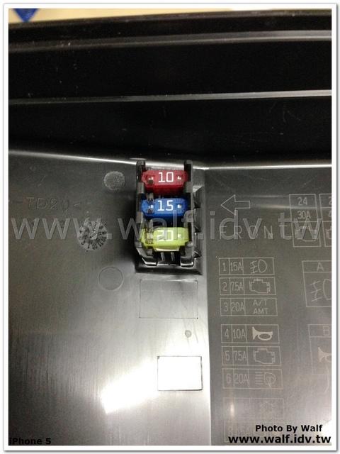 IMG_9331.jpg - LSB行李廂佈設電源插座與埋線