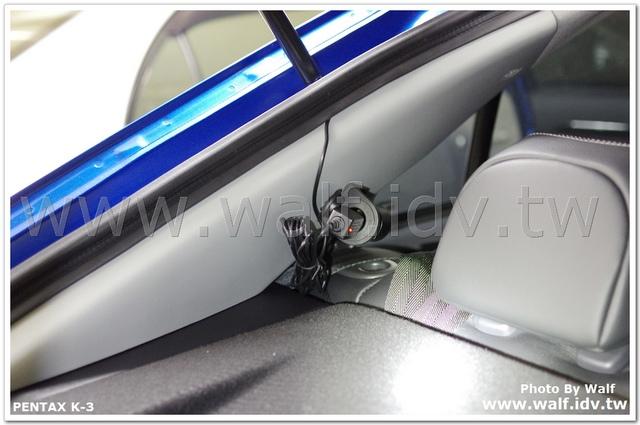 IMGP0343.jpg - LSB行李廂佈設電源插座與埋線