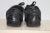 發霉處理:LV黑休閒鞋發霉清洗保養後5.JPG