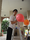 2009/06_新店高中15屆畢業典禮暨謝師宴:松鼠在忙