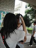 2009/06_新店高中15屆畢業典禮暨謝師宴:幫逸毛sedo髮型