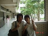 2009/06_新店高中15屆畢業典禮暨謝師宴:漢蓓 我
