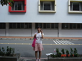 2008/11_政大包種茶節:一棟有特色的樓