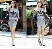時尚女款夏季套裝:時尚女款夏季套裝