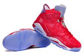 """Air Jordan 6 """"Slam Dunk""""灌籃高手情侶鞋 碼數:36---47:Air Jordan 6 """"Slam Dunk""""灌籃高手情侶鞋 碼數:36---47"""