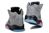喬丹五代黑銀豹紋情侶鞋 碼數:36-47:喬丹五代黑銀豹紋情侶鞋 碼數:36-47