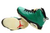 喬丹六代男鞋  碼數:41-47:AJ6新配色綠熒光(香檳)41-47 (2).jpg