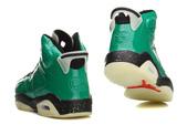 喬丹六代男鞋  碼數:41-47:AJ6新配色綠熒光(香檳)41-47 (1).jpg