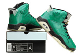 喬丹六代男鞋  碼數:41-47:AJ6新配色綠熒光(香檳)41-47.jpg
