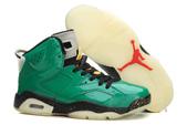 喬丹六代男鞋  碼數:41-47:AJ6新配色綠熒光(香檳)41-47(3).jpg