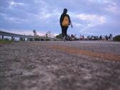 2007年旅客相簿:960906 徒步環島~alone.jpg