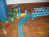 TOMY火車組:周邊造景