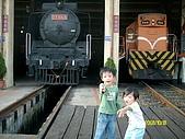 扇形車站:火車頭