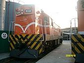 扇形車站:柴油火車頭