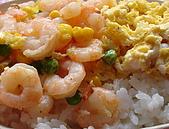 菜單:蝦仁蛋拌飯(20081129)