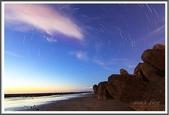 (yahoo)雲彩。夕照。夜景。煙火。星軌:淡海星軌