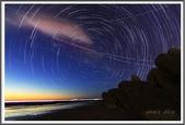 (yahoo)雲彩。夕照。夜景。煙火。星軌:淡海星軌  讚A.jpg