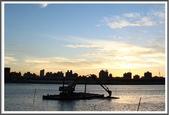 (yahoo)雲彩。夕照。夜景。煙火。星軌:大稻埕碼頭